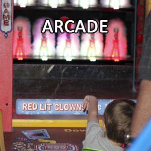 Down The Clown Arcade Game