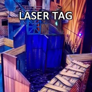 Combat Zone Laser Tag